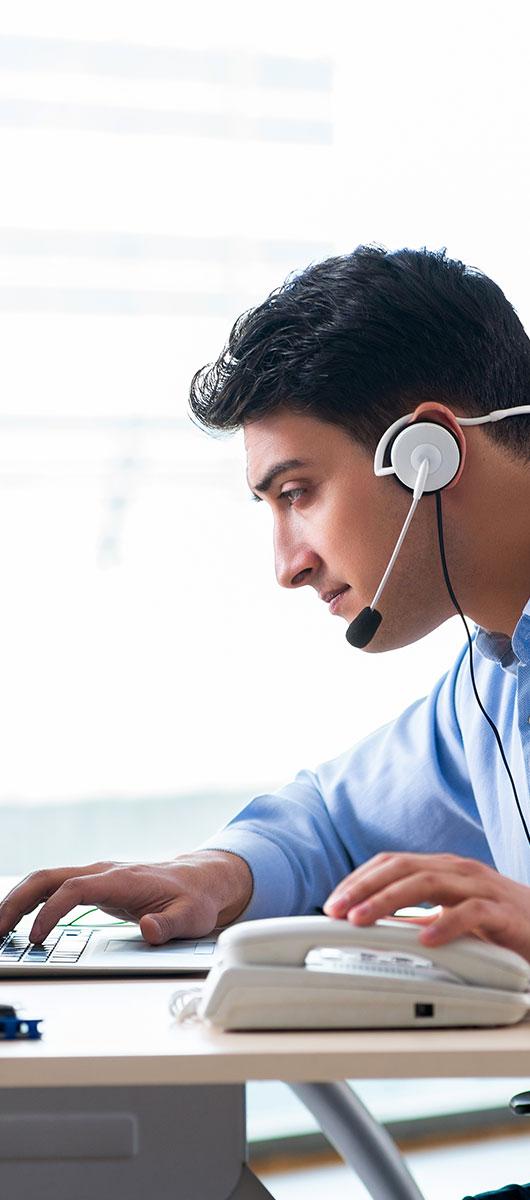 Multichannel Contact Center Technology Platform